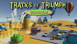 Tracks of Triumph: Summertime cover