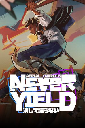 Aerial_Knight's Never Yield cover