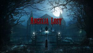 AngeliaLost cover