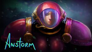 Anstorm cover