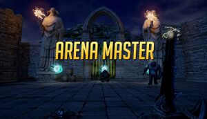 Arena Master cover