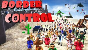 Border Control cover
