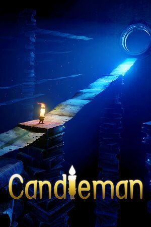 Candleman: The Complete Journey cover