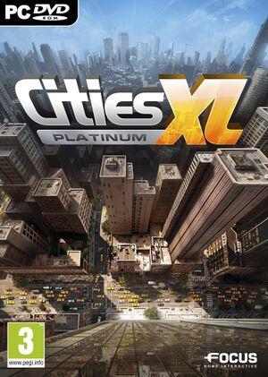 Cities XL Platinum cover