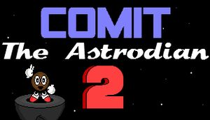 Comit the Astrodian 2 cover