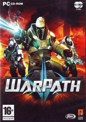 Warpath cover