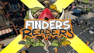 Finders Reapers cover
