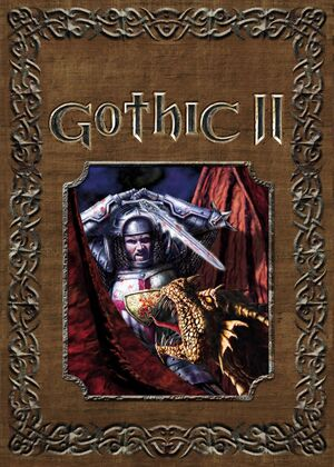Gothic II cover