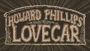Howard Phillips Lovecar cover