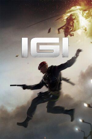 IGI: Origins cover