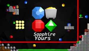 Sapphire Yours cover