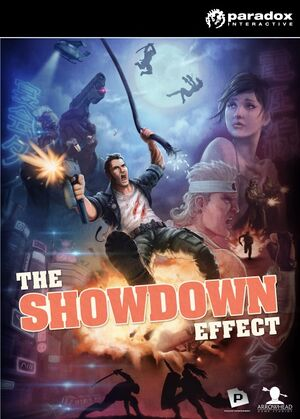 The Showdown Effect cover