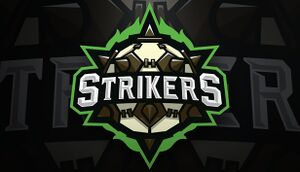 Strikers cover
