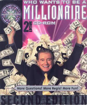 Who Wants to Be a Millionaire: 2nd Edition cover