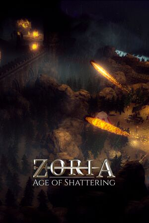 Zoria: Age of Shattering cover