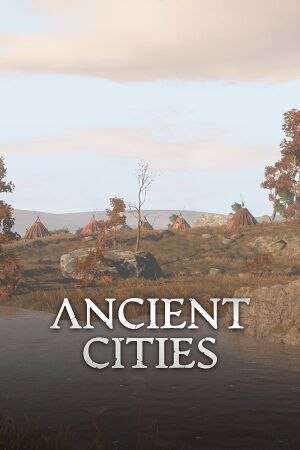 Ancient Cities cover