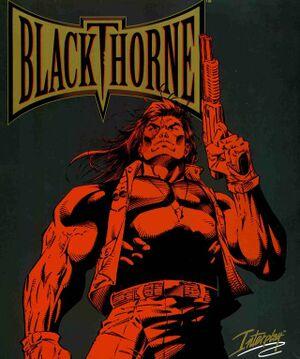 Blackthorne cover