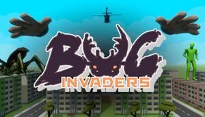 Bug Invaders cover
