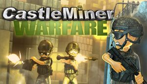 CastleMiner Warfare cover