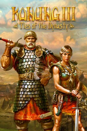 Konung III: Ties of the Dynasty cover