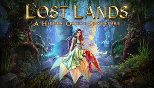 Lost Lands: A Hidden Object Adventure cover
