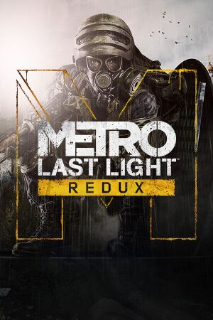 Metro: Last Light Redux cover