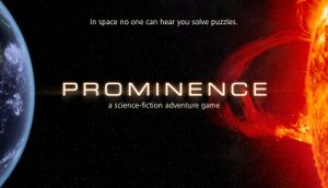 Prominence cover