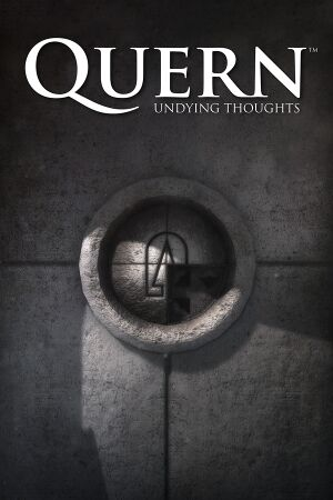 Quern - Undying Thoughts cover