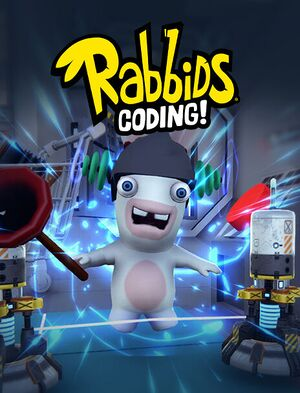Rabbids Coding! cover