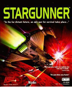 Stargunner cover