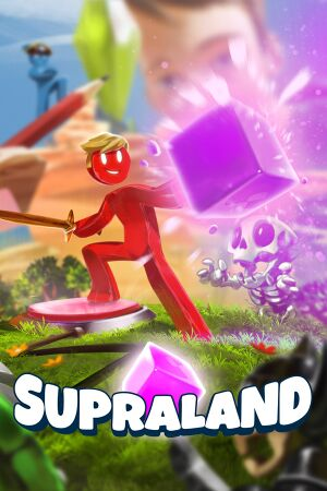 Supraland cover