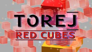 TOREj: Red Cubes cover