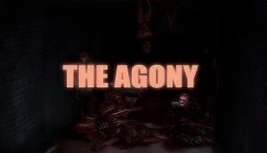 The Agony cover
