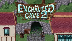 The Enchanted Cave 2 cover