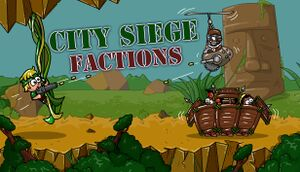 City Siege Factions cover