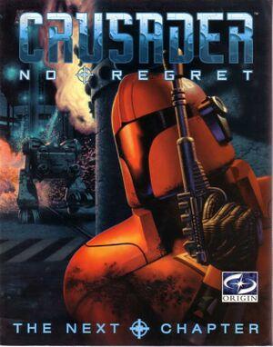 Crusader: No Regret cover