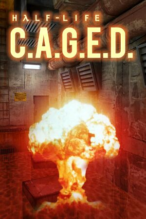 Half-Life: Caged cover