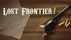 Lost Frontier cover