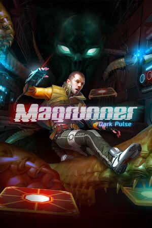 Magrunner: Dark Pulse cover