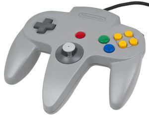 Nintendo 64 Controller cover