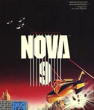 Nova 9: Return of Gir Draxon cover