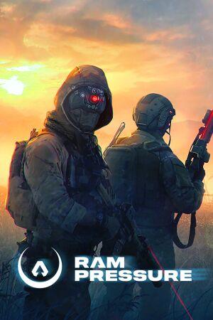 RAM Pressure cover