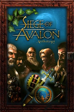 Siege of Avalon cover