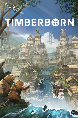 Timberborn cover