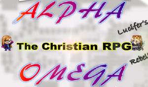 Alpha/Omega: The Christian RPG cover