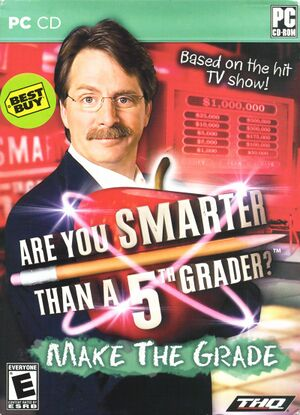 Are You Smarter Than a 5th Grader? Make the Grade cover.jpg