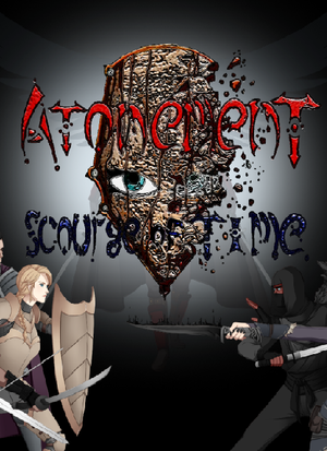 Atonement: Scourge of Time cover