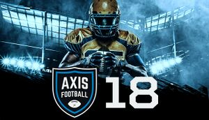 Axis Football 2018 cover