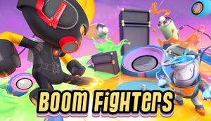 Boom Fighters cover