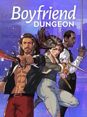 Boyfriend Dungeon cover